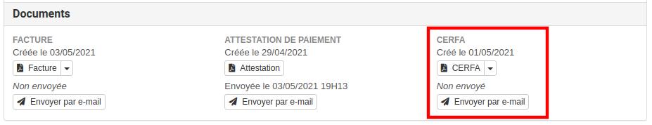 Fichier défiscalisation CERFA 11580*03 pour vos adhérents