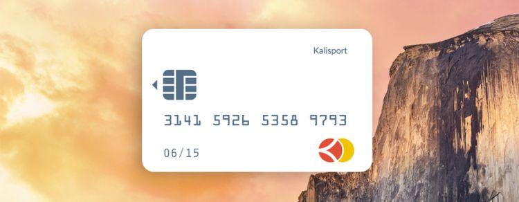 Le paiement en ligne est disponible pour votre club