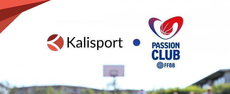 Kalisport intègre le programme Passion Club de la Fédération Française de Basket-ball - Logiciel gestion sportive pour club de sport