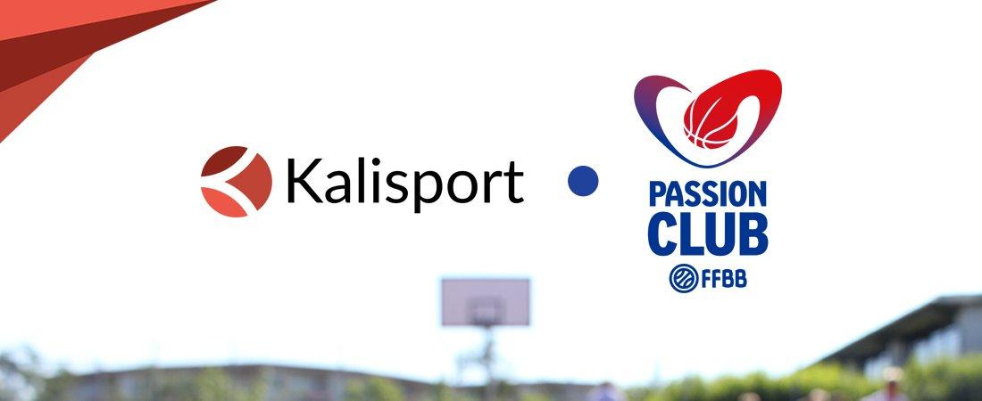 Kalisport x FFBB - Logiciel gratuit gestion club basket - Logiciel gestion sportive pour club de sport